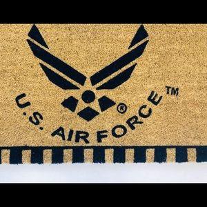 United States Air Force Licensed Door Mat